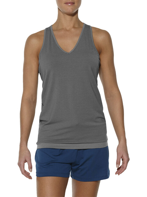 asics fuzeX Tank Top Women Shark